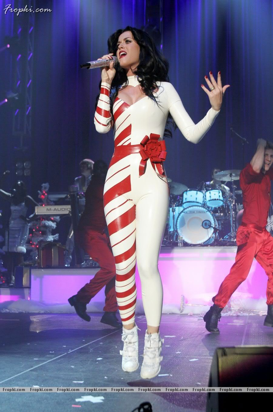 Katy Perry Candy Cane