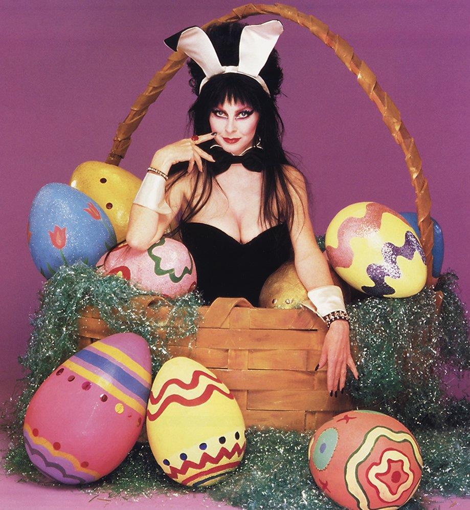 Elvira for Easter