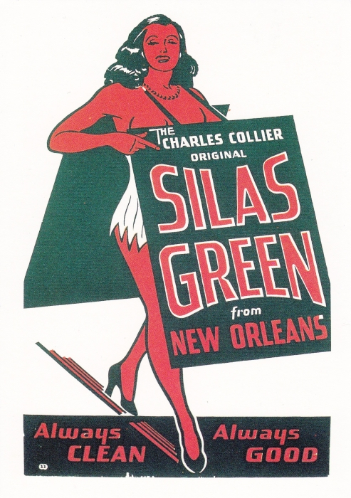 Silas Green from New Orleans