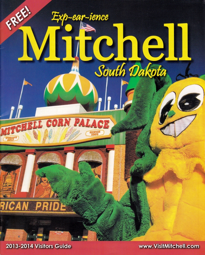 Mitchell 2013-2014 Visitors Guide