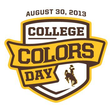 College Colors Day 2013