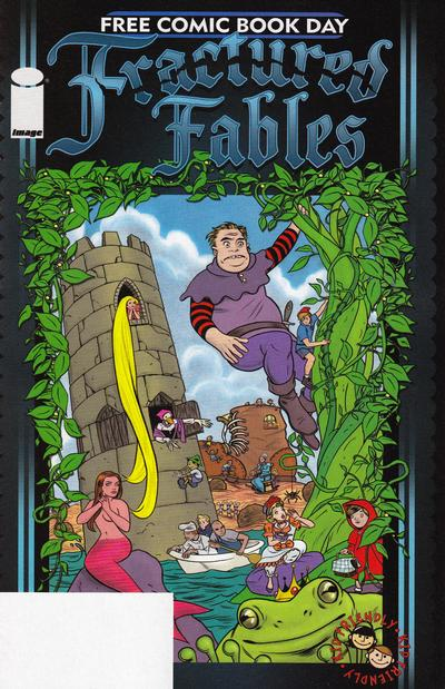 Fractured Fables (Free Comic Book Day Edition)