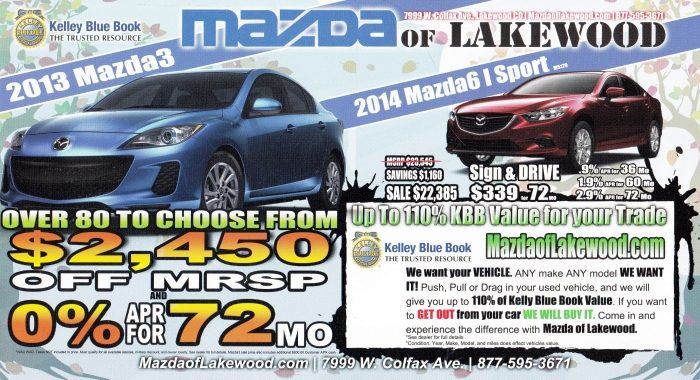 Mazda of Lakewood
