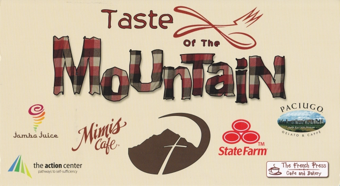 Taste of the Mountain