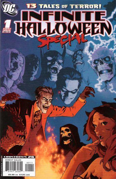 DC Infinite Halloween Special #1