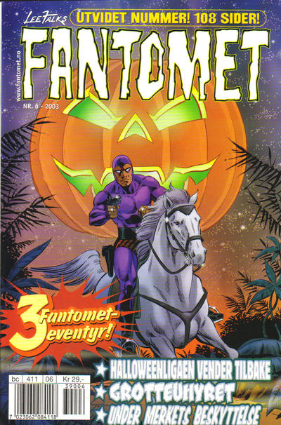Fantomet #6/2003