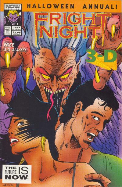 Fright Night 1993 Halloween Annual #1