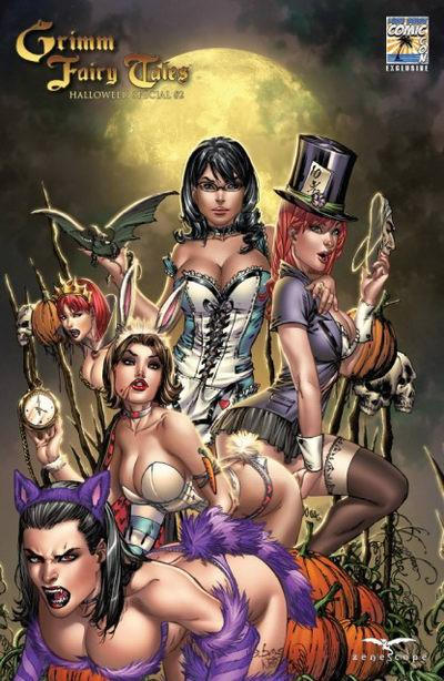 Grimm Fairy Tales Halloween Special #2