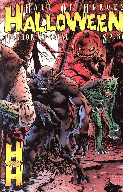 Hall of Heroes Halloween Special #1