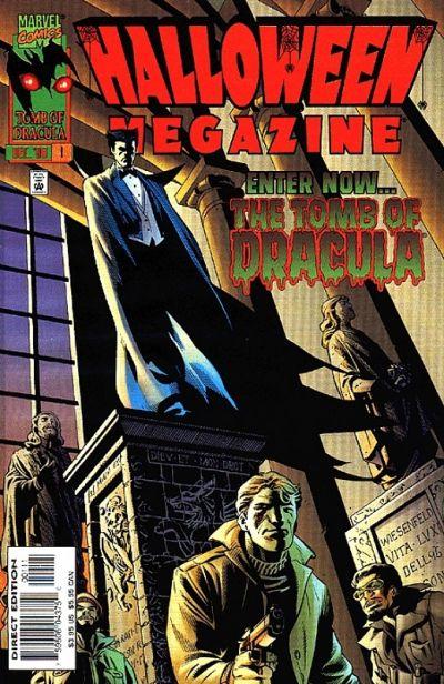 Halloween Megazine #1