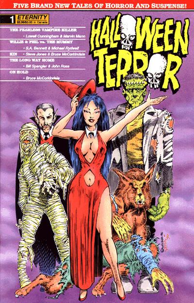 Halloween Terror #1