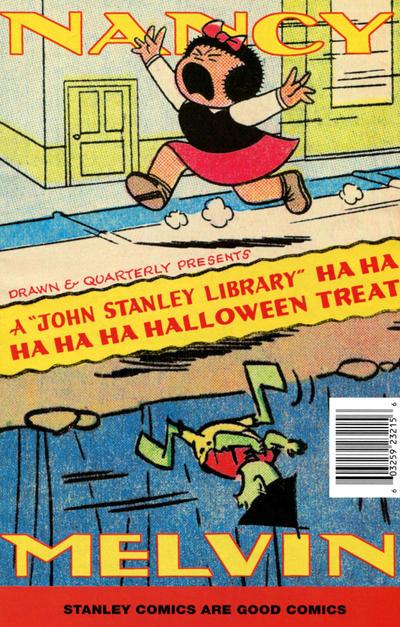 A John Stanley Library Ha Ha Ha Ha Ha Halloween Treat
