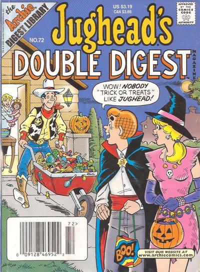 Jughead's Double Digest #72