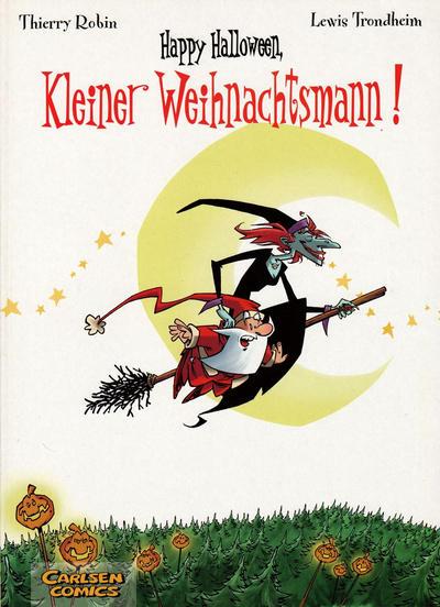 Kleiner Weihnachtsmann vol. 2 - Happy Halloween, Kleiner Weihnachtsmann