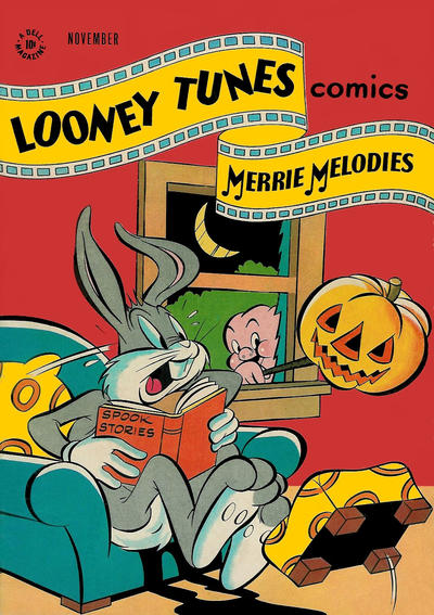Looney Tunes and Merrie Melodies Comics #61