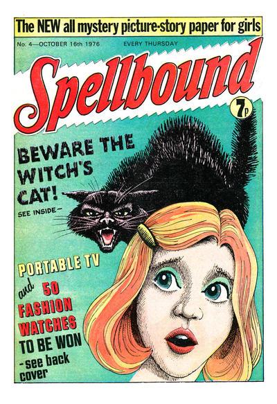 Spellbound #6