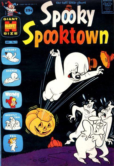 Spooky Spooktown #3