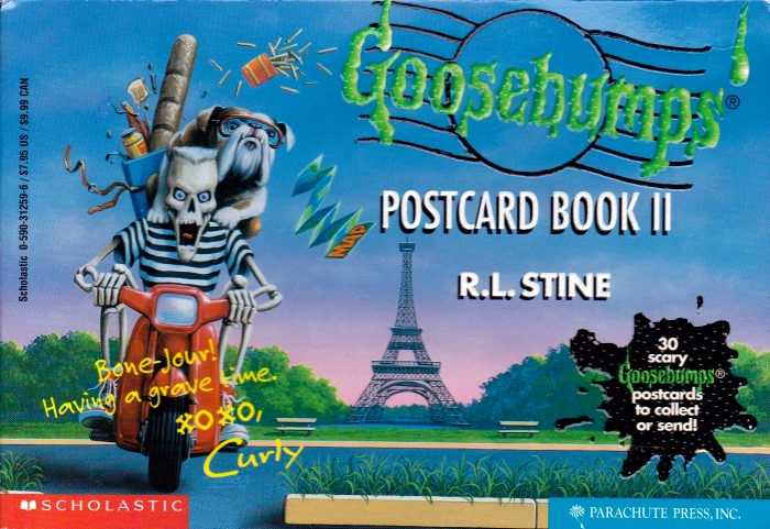 goosebumps book report Classic goosebumps: night of the living dummy written by rl stine narrated by carol schneider book published by scholastic inc audiobook published by scholastic.
