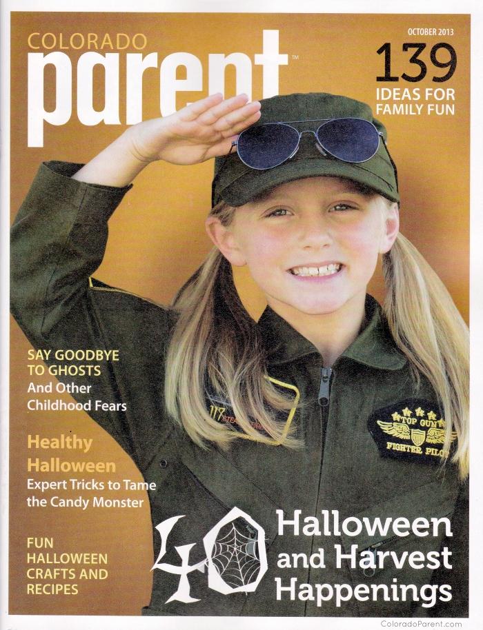 Colorado Parent October 2013