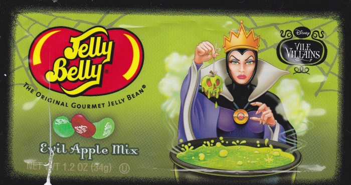 Jelly Belly Evil Queen front