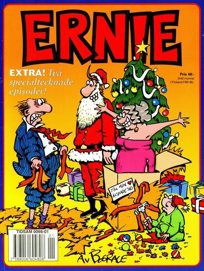Ernie: Extra! Två specialtecknade episoder