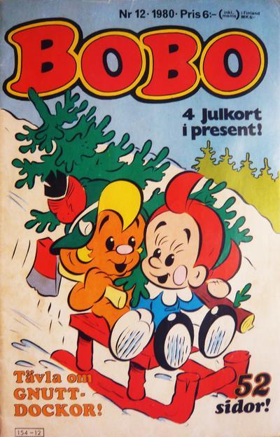 Bobo #12/1980