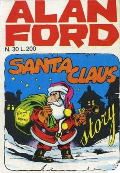 Alan Ford #30