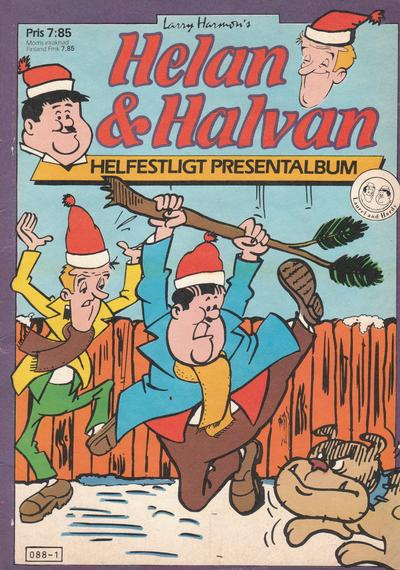 Helan och Halvan presentalbum 1980