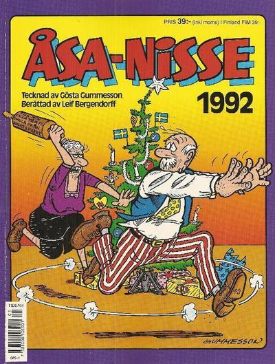 Åsa-Nisse #1992