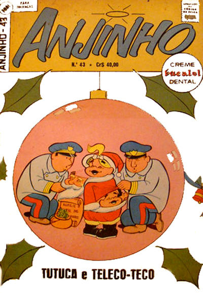Anjinho #43