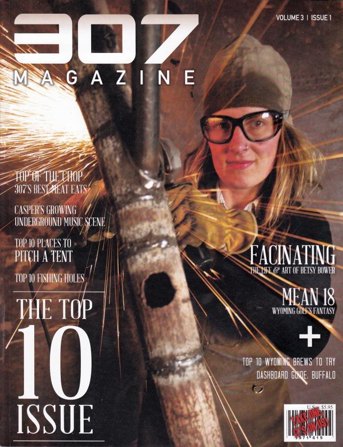 307 Magazine vol 3 #1