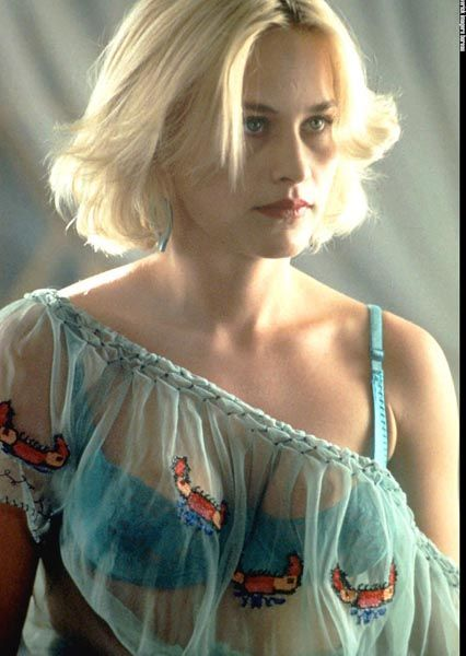 Patricia Arquette from True Romance (I'm pretty sure)