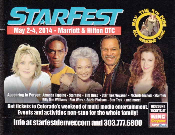 StarFest 2014