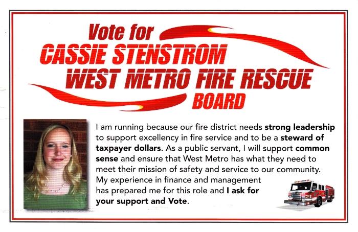 Cassie Stenstrom