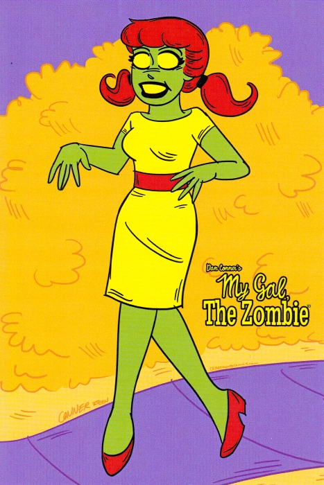 My Gal, The Zombie by Dan Conner