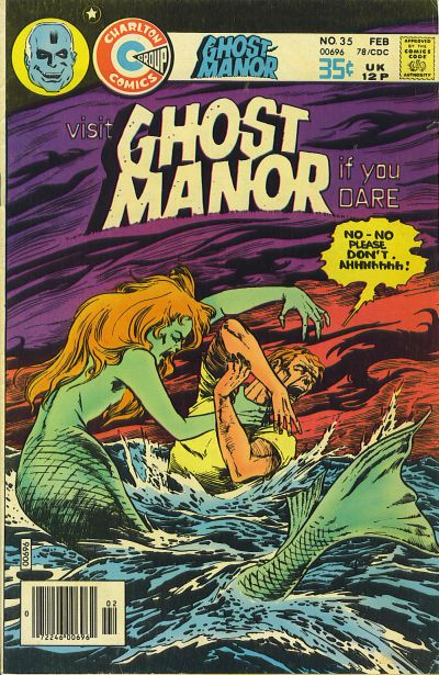 Ghost Manor #35