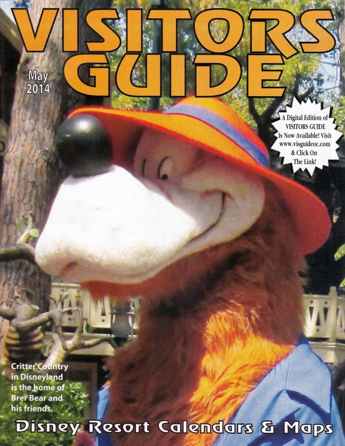 Visitors Guide May 2014