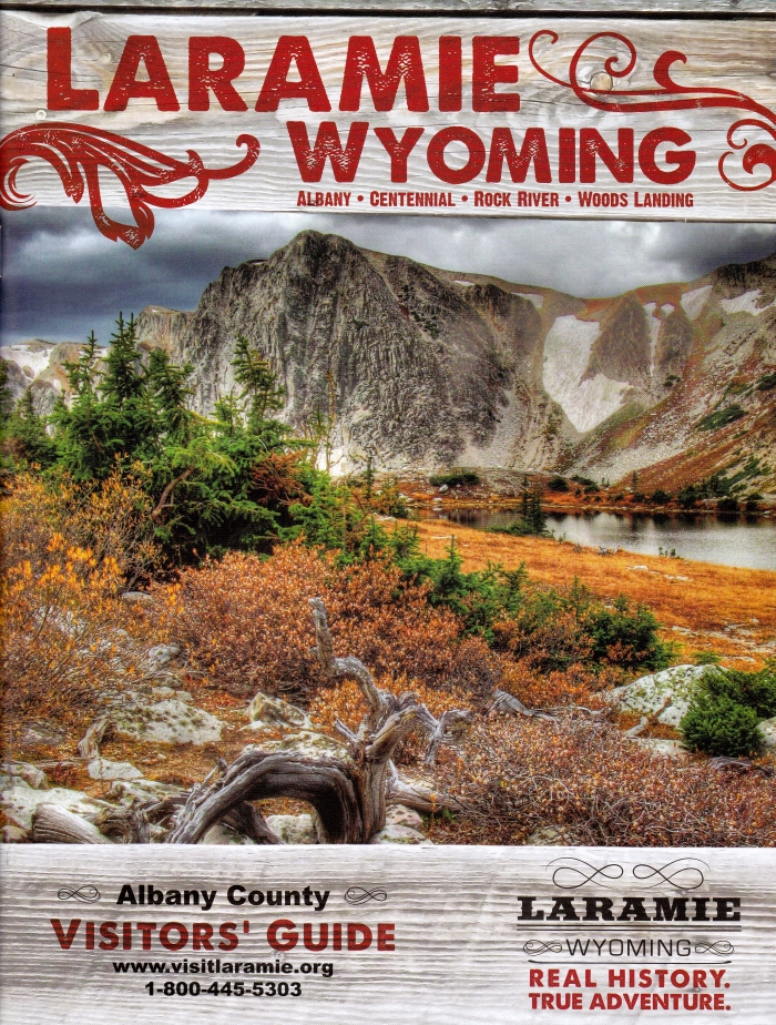 Albany County Visitors Guide 2013