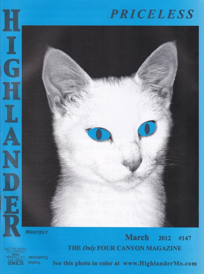 Highlander Mar 2012