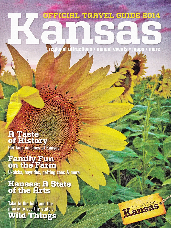 Kansas Official Travel Guide 2014
