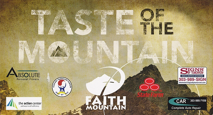 Taste of the Mountain 2014