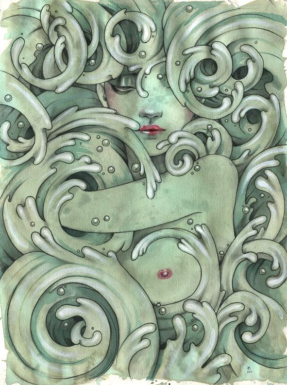 Jade by J. David McKinney