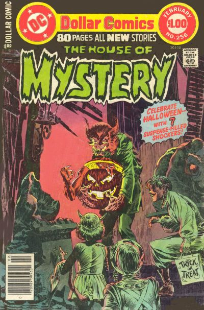House of Mystery #256