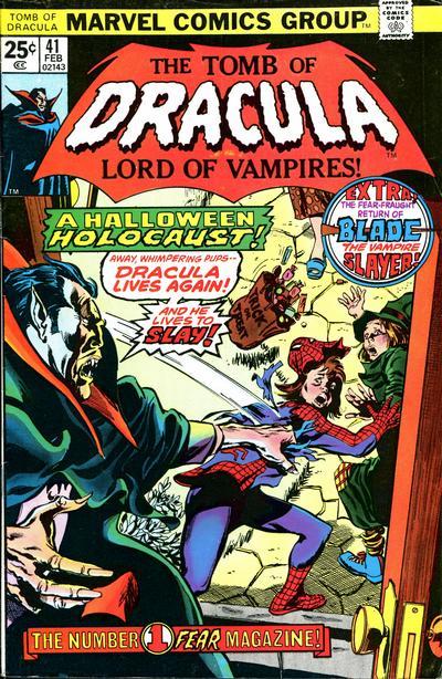 Tomb of Dracula #41