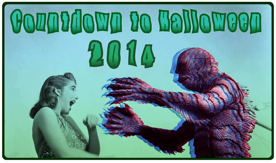 Countdown to Halloween 2014