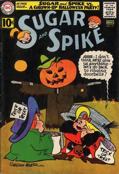 Sugar and Spike #37