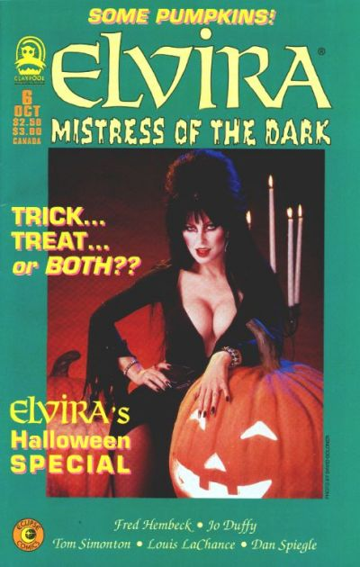 Elvira, Mistress of the Dark #6