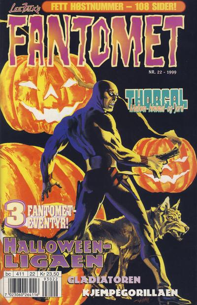 Fantomet #22/1999