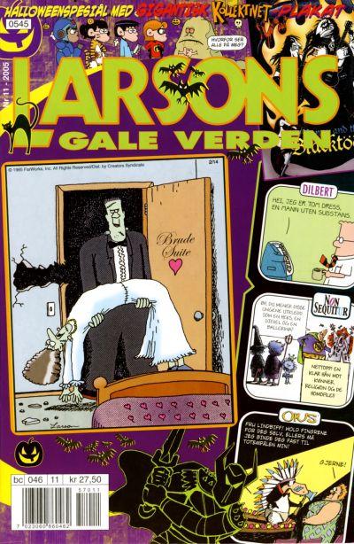 Larsons gale verden #11/2005