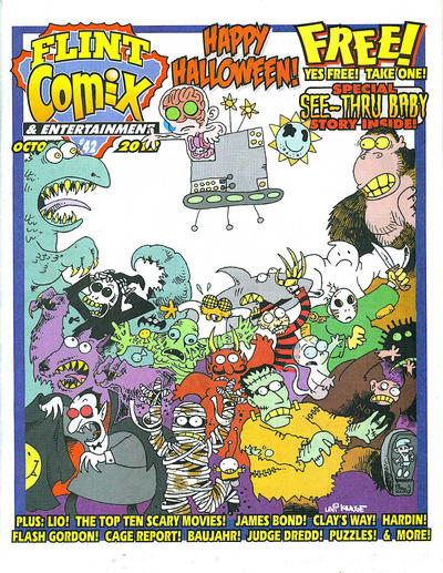 Flint Comix & Entertainment #42